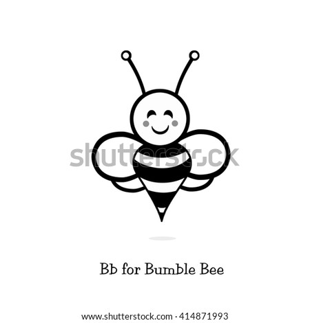 Bumble Bee - stock photo
