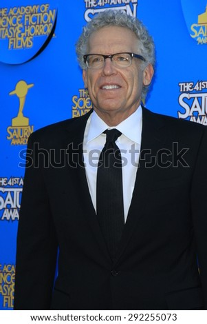 BURBANK - JUN 25: Carlton Cuse at the 41st Annual Saturn Awards at The Castaway on June 25, 2015 in Burbank, California, - stock photo
