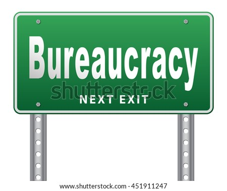 bureaucracy paper Bureaucracy and entrepreneurship this paper presents the first systematic study of the effects of bureaucracy on entrepreneurship that accounts for such unobserved sorting processes using rich data on labor market attachments and transitions to.