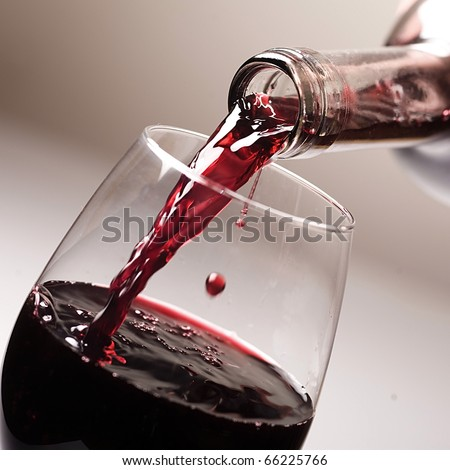 burgundy - stock photo