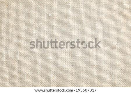 Burlap Background - stock photo