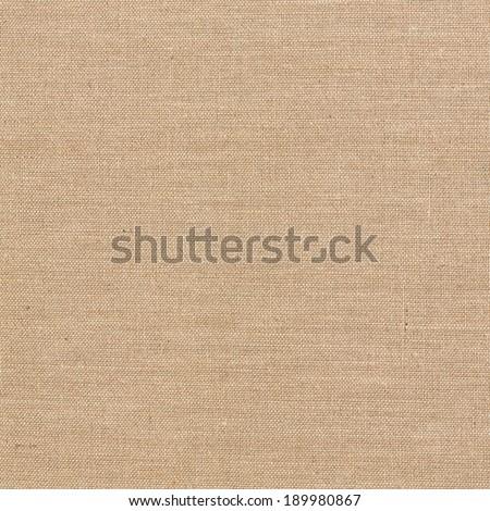 Burlap board - stock photo