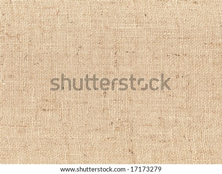 Burlap textured paper - stock photo