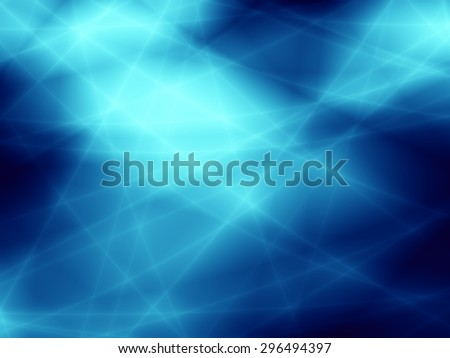 burst blue graphic design abstract unusual backdrop - stock photo