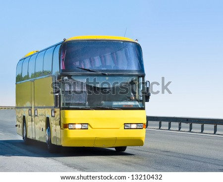 """bus - See similar images of this """"Transport"""" series in my portfolio - stock photo"""