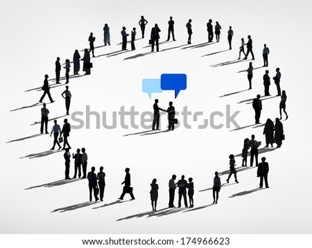 Business Agreement - stock photo