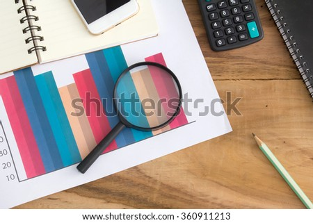 Business Analysis Concept - stock photo