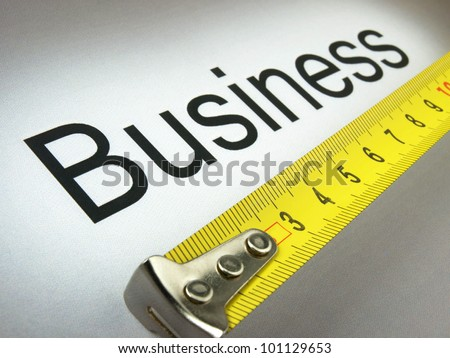 Business and measure words