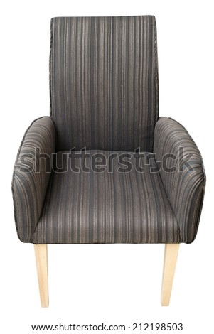 Business armchair - stock photo