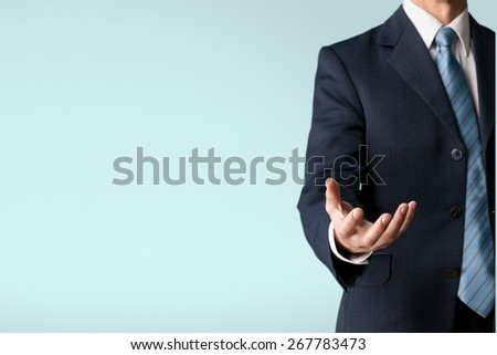 Business, communication, community. - stock photo