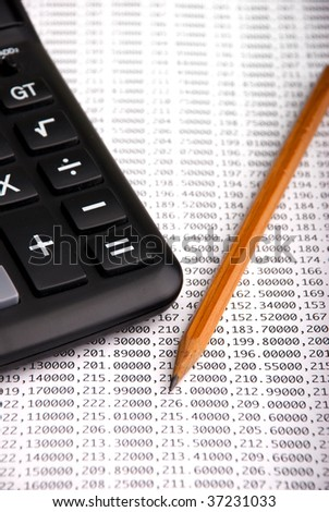 Business concept 6 - stock photo