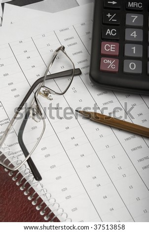 Business concept 19 - stock photo