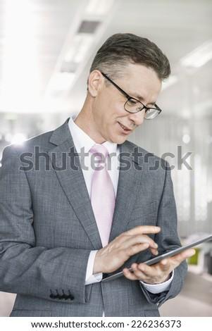 Business people talking during coffee break - stock photo