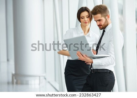Business people working together. Bussiness Team - stock photo