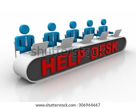 help desk presentation