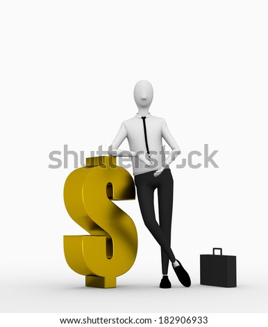 business prosperity - stock photo