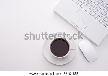 business scene - stock photo