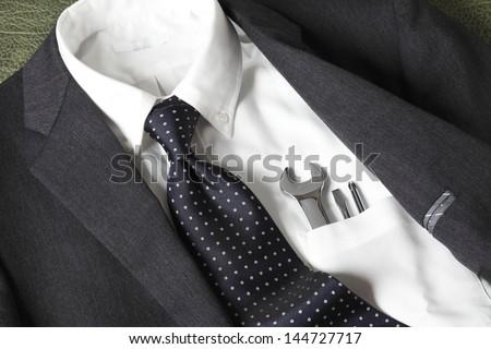 Business skills - stock photo