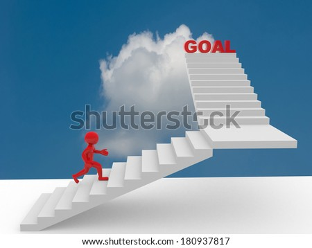 Business target concept. Isolated over white background  - stock photo