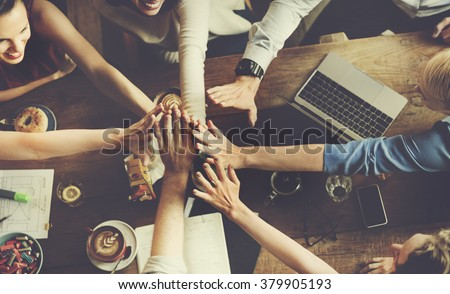 Business Team Celebration Party Success Concept - stock photo