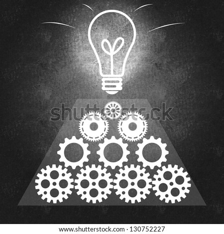 Business teamwork and success concept - stock photo