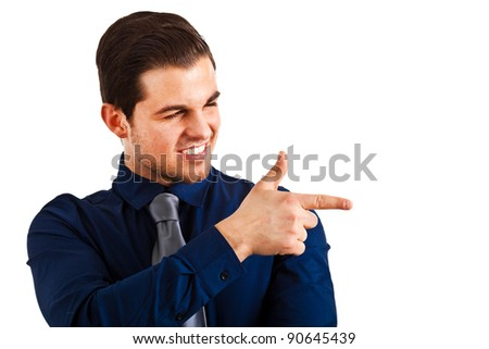 Finger Gun Stock Photos Images Amp Pictures Shutterstock