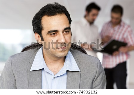 Businessmen - stock photo