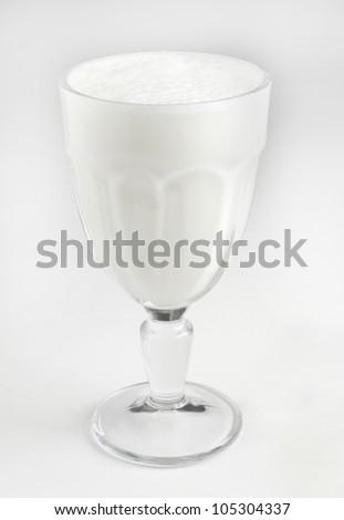 buttermilk - stock photo