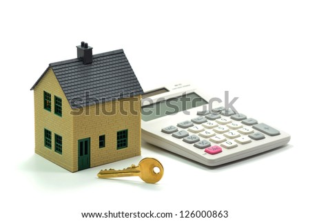 Buying a House - stock photo
