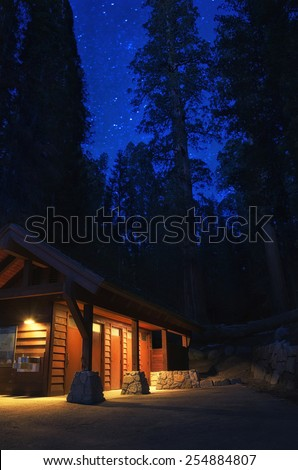 night int he woods guide