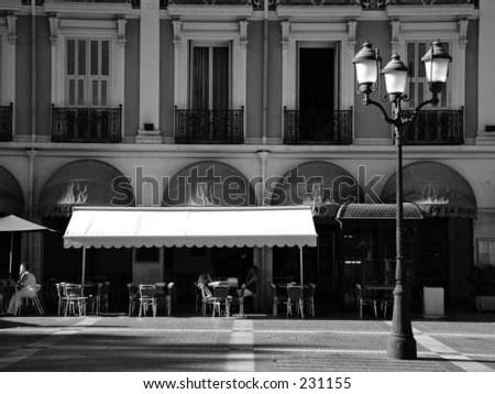 Cafe - stock photo
