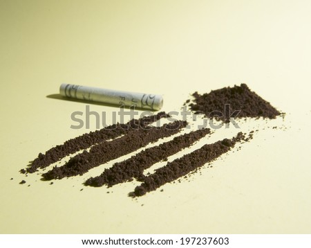 Caffeine for Addicts - stock photo