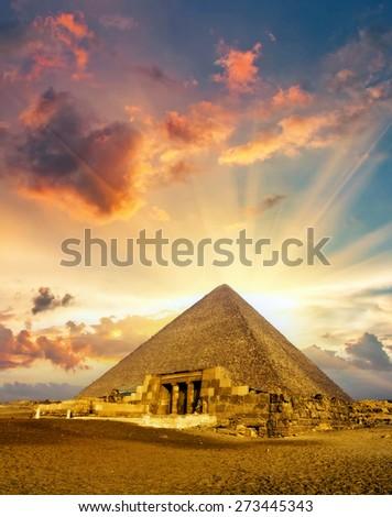 Cairo, Egypt - stock photo