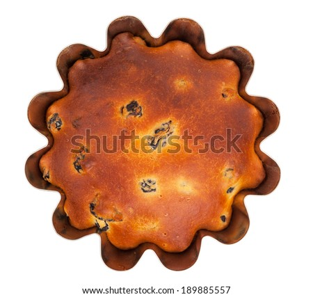 Cake in the form of - stock photo