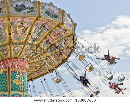 Vintage Carnival Stock Photos Images Amp Pictures