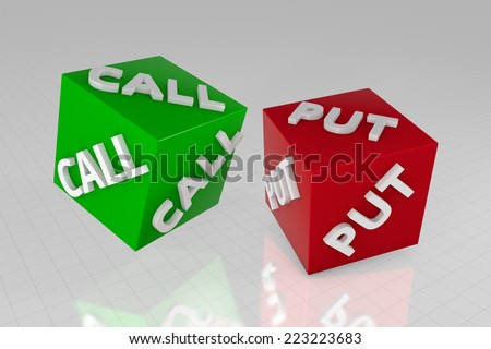 Call put option trading