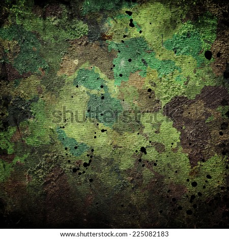 Camouflage military background - stock photo