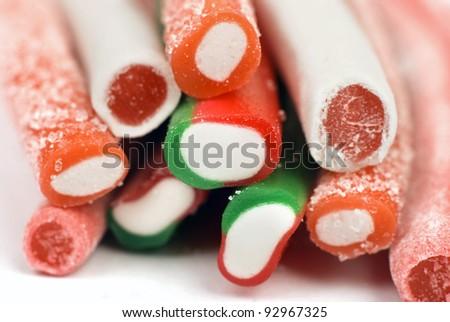 candies - stock photo