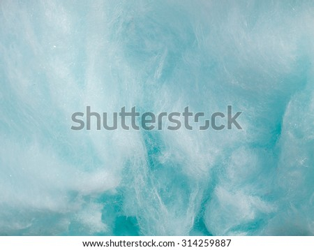 Candy floss or cotton candy - stock photo