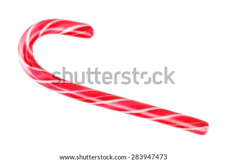 candy Isolated on white background - stock photo