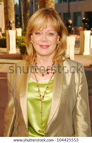 Candy Spelling at the Memorial Service honoring the life of Ed McMahon. Leonard H. Goldenson Theatre, North Hollywood, CA. 07-01-09 - stock photo