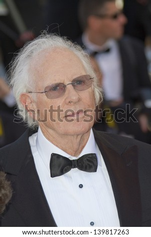 CANNES, FRANCE - MAY 23:  Bruce Dern attends the 'Nebraska' premiere during The 66th Cannes Film Festival at the Palais des Festival on May 23, 2013 in Cannes, France. - stock photo