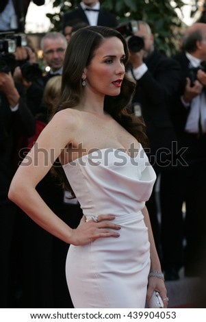 CANNES - MAY 22, 2012: Natalia Oreiro attends the Killing Them Softly Premiere - 65th Annual Cannes Film Festival on May 22, 2012 in Cannes - stock photo