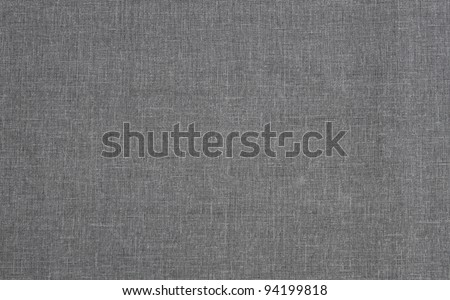 Canva surface texture for background - stock photo