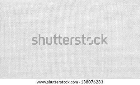 Canvas texture - stock photo
