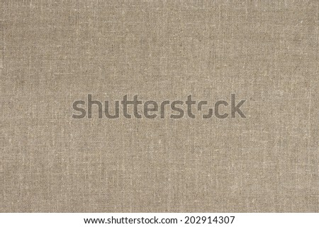 Canvas texture close-up as background. - stock photo