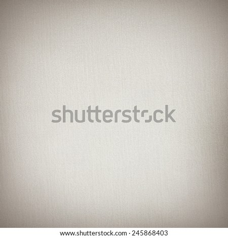 canvas texture paper background and dark vignette - stock photo
