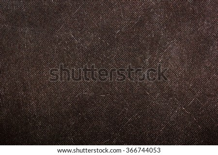 Canvas textured background - stock photo