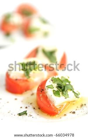 Caprese - stock photo