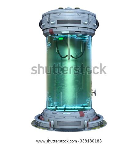 capsule - stock photo